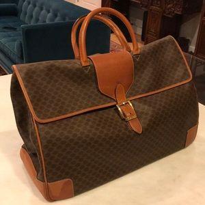 8074a9295d Vintage Celine weekend travel bag